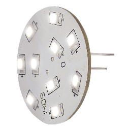 LED G4 BACKPIN 8-30V