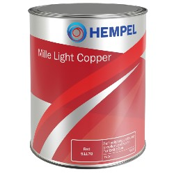 MILLE LIGHT COPPER TRUE BLÅ 0.75L