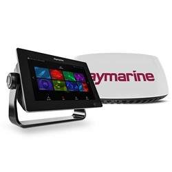 RAYMARINE AXIOM 9 RADARPAKET