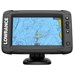 DEMO-EX LOWRANCE ELITE-7 TI² 3-IN-1 ACTIVE IMAGING