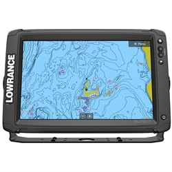 DEMO-EX LOWRANCE ELITE-12 TI² 3-IN-1 ACTIVE IMAGING