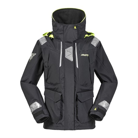 BR2 OFFSHORE JACKET DAM BLACK STL 8